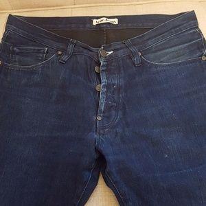 Acne men's jeans